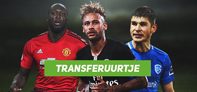 Foto: TRANSFERUURTJE 1/2: 'Enorme uitdaging Anderlecht, nachtmerrie voor Mertens'