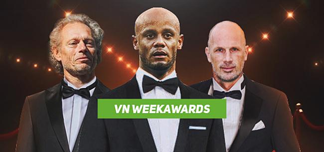 Foto: VN Weekawards: Slimme spelleiding en corrigerende coaches op Speeldag 7