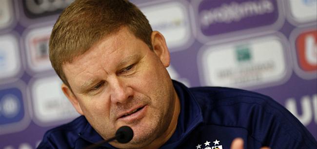 Foto: 'Vanhaezebrouck kiest voor experimenteel elftal tegen Trnava'