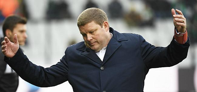 Foto: 'Totaal onverwachte club zet Vanhaezebrouck bovenaan verlanglijst'