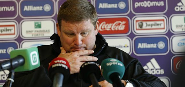Foto: Vanhaezebrouck heeft speciale lof voor 2 spelers: