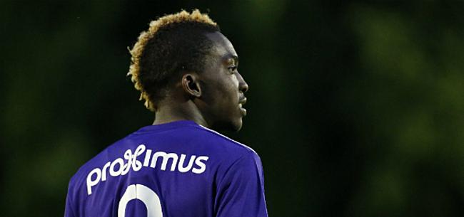 Foto: Onyekuru rekent zwaar af met Anderlecht: