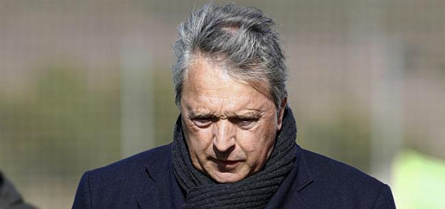 Foto: Speelde Van Holsbeeck opvallende rol bij Moeskroen?