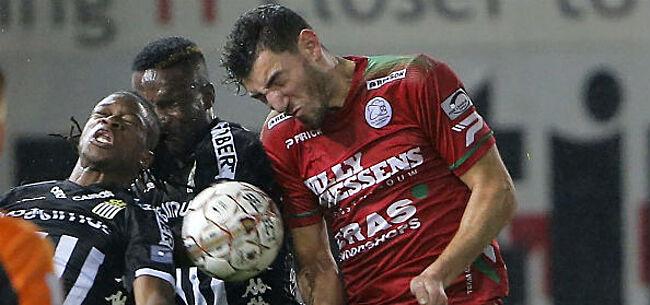 Foto: Eerste uitgestelde match van nieuwe seizoen is al een feit