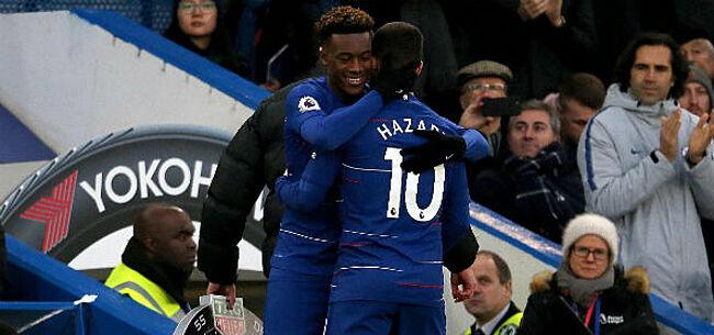 Foto: Chelsea verzekert zich van opvolger Hazard met monstercontract