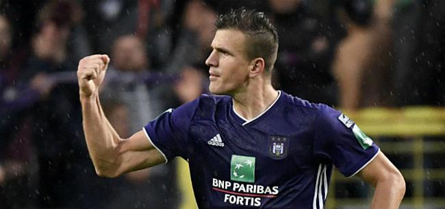 Foto: 'Anderlecht ontvangt miljoenenbod op Santini'