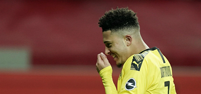 Foto: 'Bayern schokt met transferoffensief voor Sancho'