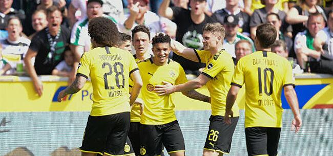 Foto: 'Dortmund vindt opvolger Sancho: eerste contacten gelegd'
