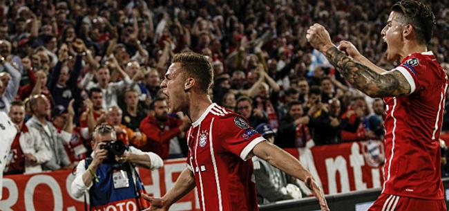Foto: 'Monstertransfer lonkt voor Bayern München-ster Joshua Kimmich'