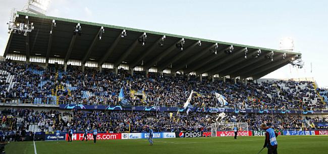 Foto: 'Cercle Brugge had ander stadionplan in gedachten'