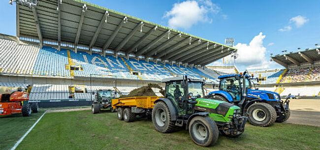 Foto: Club Brugge krijgt hoopgevend nieuws over nieuw stadion