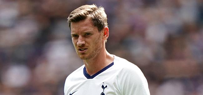 Foto: Vertonghen wil niet vertrekken bij Spurs:
