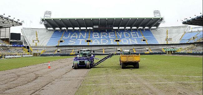 Foto: Cercle komt met geweldig nieuws voor Club in stadiondossier