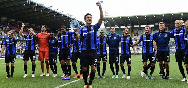 Foto: Club Brugge kan meer dan 90 miljoen euro opstrijken