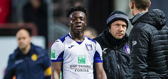Foto: Anderlecht slaat toe na sterke prestaties Doku