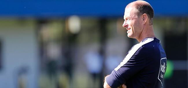 Foto: 'Thorup laat zich uit over transferplannen AA Gent'