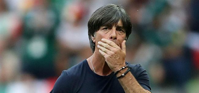 Foto: Muiterij bij Duitsland? Sleutelspeler gaat openlijk in tegen Löw
