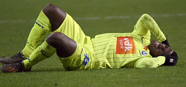 Foto: AA Gent is David voor onbepaalde tijd kwijt na tragisch nieuws