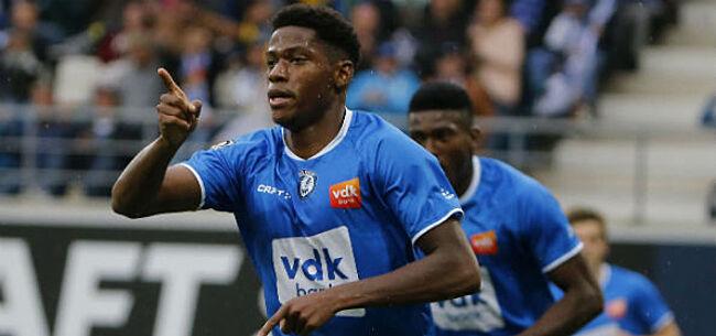 Foto: 'Gent met David-miljoenen opnieuw transfermarkt op'