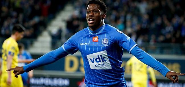 Foto: 'AA Gent moet Bayat dan toch niet betalen voor transfer David'