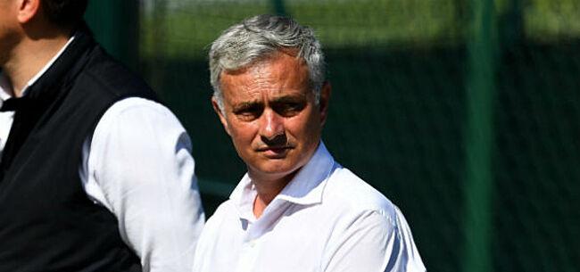 Foto: José Mourinho vindt nieuwe uitdaging