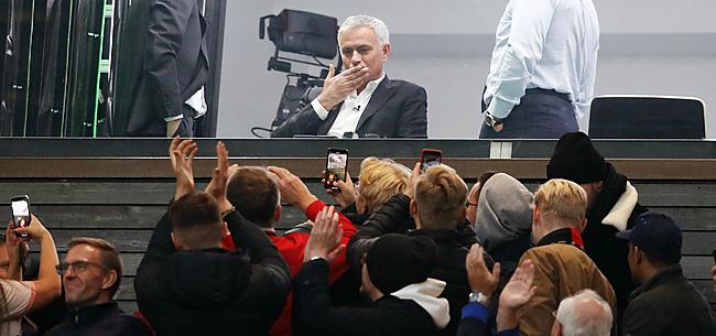 Foto: Mourinho haalt Solskjaer volledig onderuit