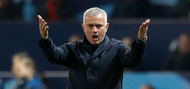 Foto: 'Mourinho heeft keuze gemaakt en wil bij één van deze twee clubs aan de slag'