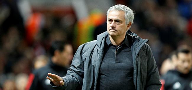 Foto: 'United denkt aan opvallende naam als opvolger Mourinho'
