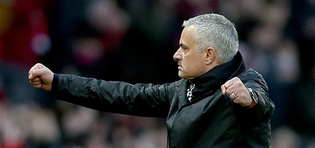 Foto: 'Mourinho verrast met kandidatuur bij topclub'