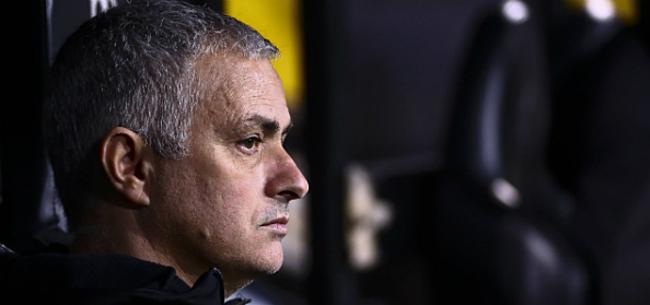 Foto: 'Géén Real: Mourinho verkiest verrassende nieuwe club'