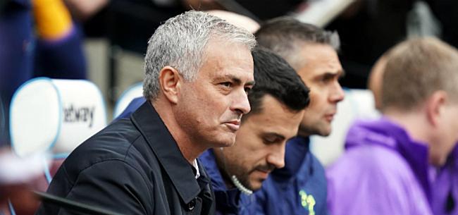 Foto: Mourinho reageert typisch op transferplannen Tottenham