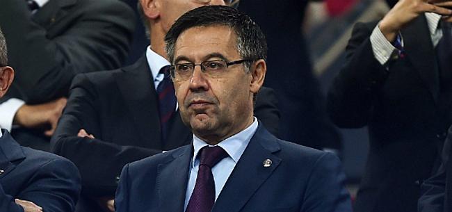 Foto: Camp Nou in crisis: Barça bevestigt ontslag zes bestuursleden