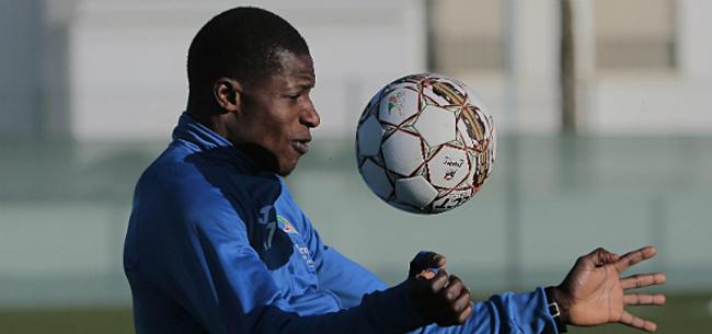 Foto: KV Oostende maakt terugkeer Akpala bekend