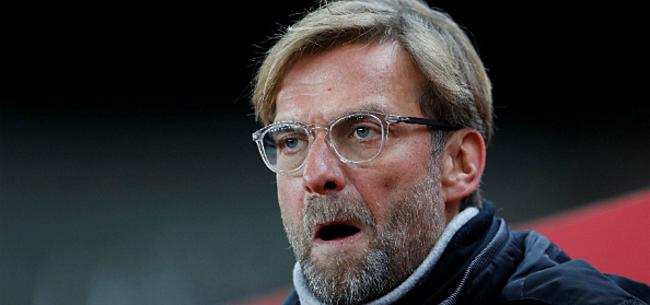 Foto: Klopp wees Liverpool-rivaal af: