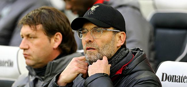 Foto: 'Liverpool en Klopp gooien transferroer helemaal om'