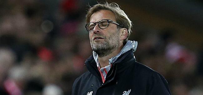 Foto: Liverpool incasseert flinke opdoffer in aanloop naar City-clash