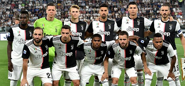 Foto: 'Juventus droomt van miljoenenwinst op verkoop middenvelder'