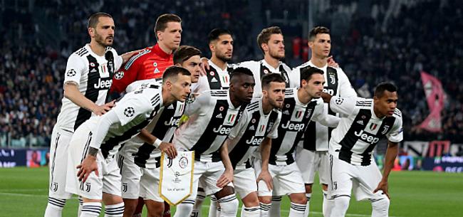 Foto: 'CL-uitschakeling zet ongeziene transferblitz in gang bij Juventus'