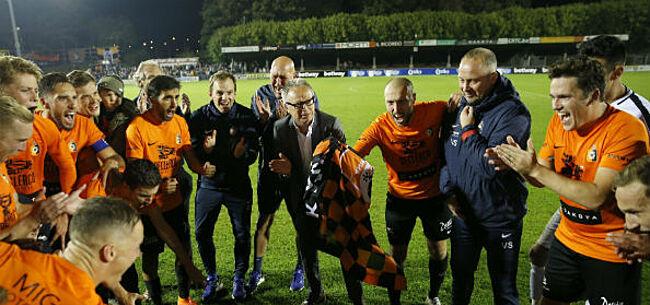 Foto: 'Deinze stuurt spelers terug naar Club Brugge, KRC Genk en Zulte Waregem'