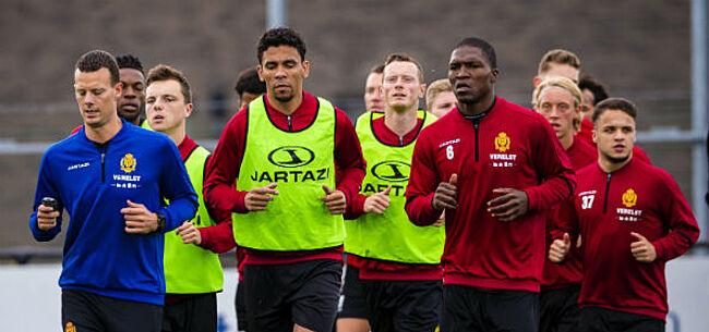 Foto: 'KV Mechelen gooit opnieuw roet in het eten bij BAS'