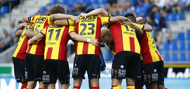 Foto: Versterking KV Mechelen onderweg: