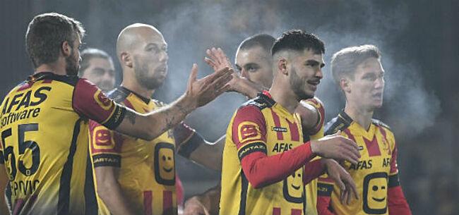 Foto: KV Mechelen onthult ambitieuze stadionplannen