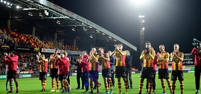Foto: 'KV Mechelen houdt spits uit de handen van Twente'