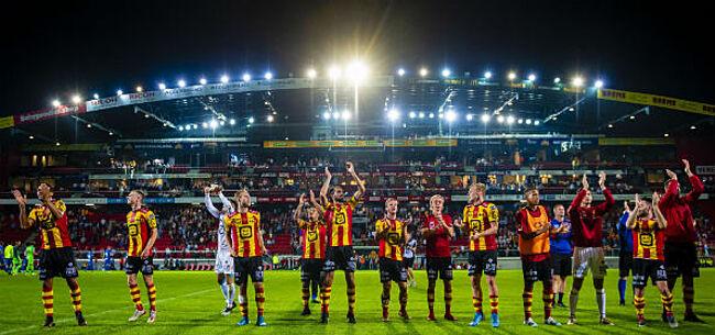 Foto: De 11 namen: KV Mechelen en Moeskroen trappen speeldag 6 op gang