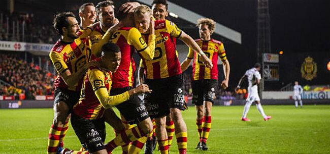 Foto: 'Twee goudhaantjes KV Mechelen in het vizier van Man City'