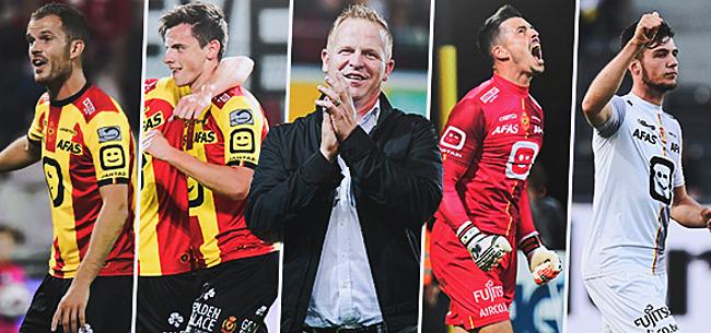 Foto: COLUMN: Handen op elkaar voor proper werk bij KV Mechelen