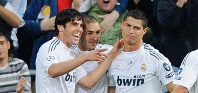 Foto: Real Madrid en Hazard verbreken recordzomer van 2009