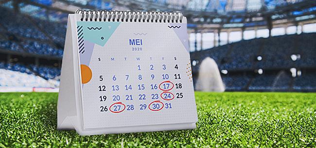 Foto: Kalender 2020: de momenten die u zéker niet mag missen!