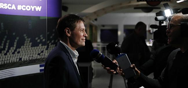 Foto: 'Anderlecht moet nieuwe golf aan ontslagen vrezen'