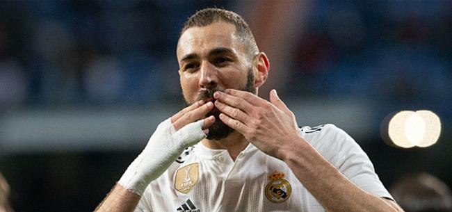 Foto: 'Contractverlenging Benzema om bijzondere reden on hold'